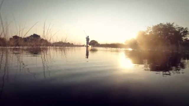 Camp Okavango video