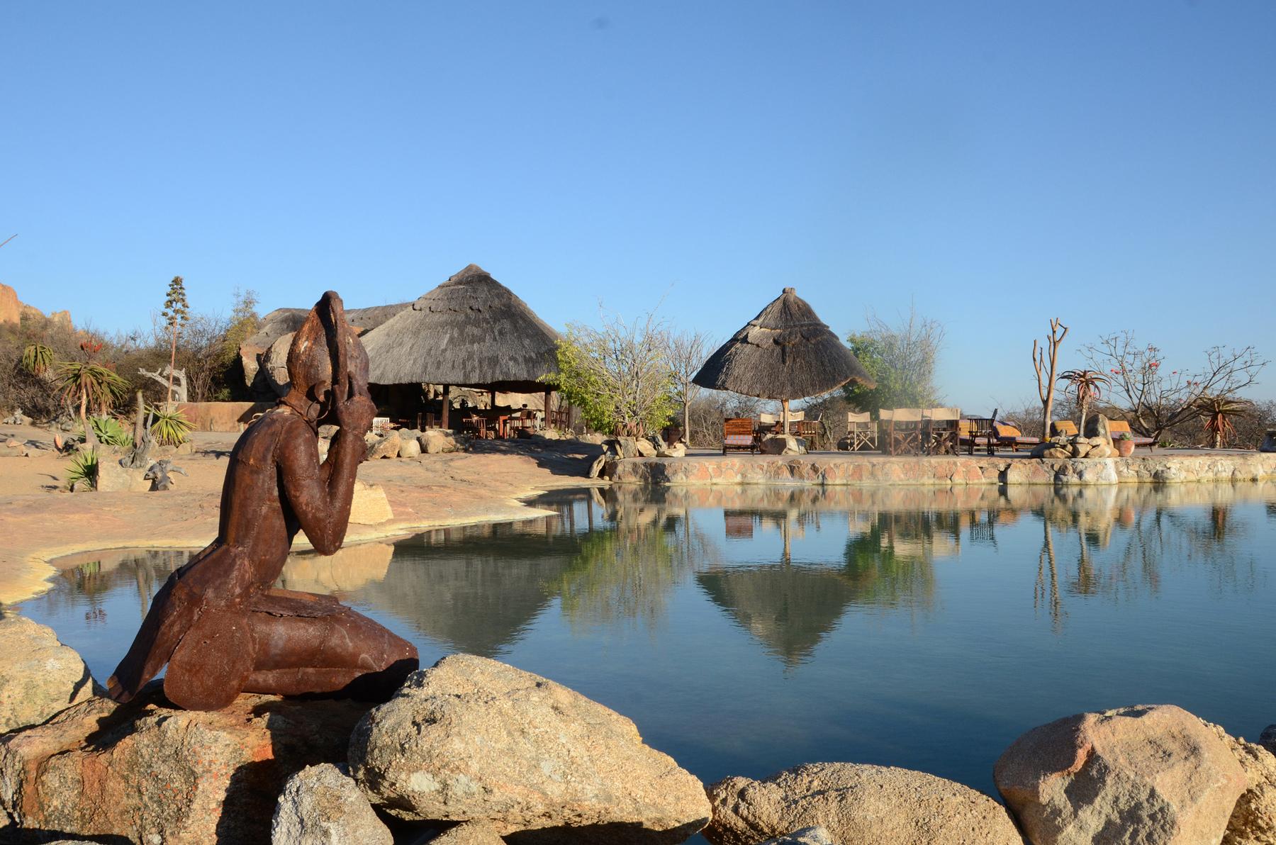 Matobo Hills Matobo National Park Zimbabwe