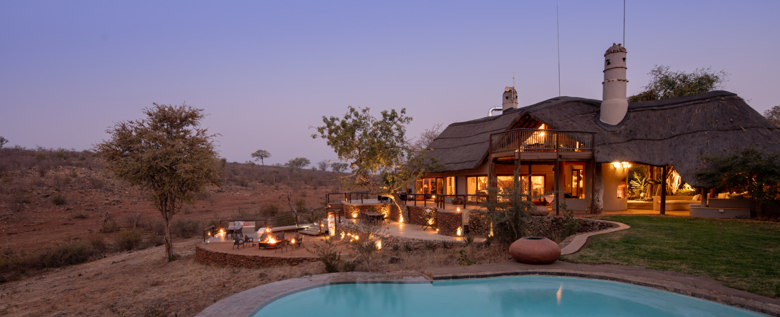 Royal Madikwe Luxury Safari Lodge