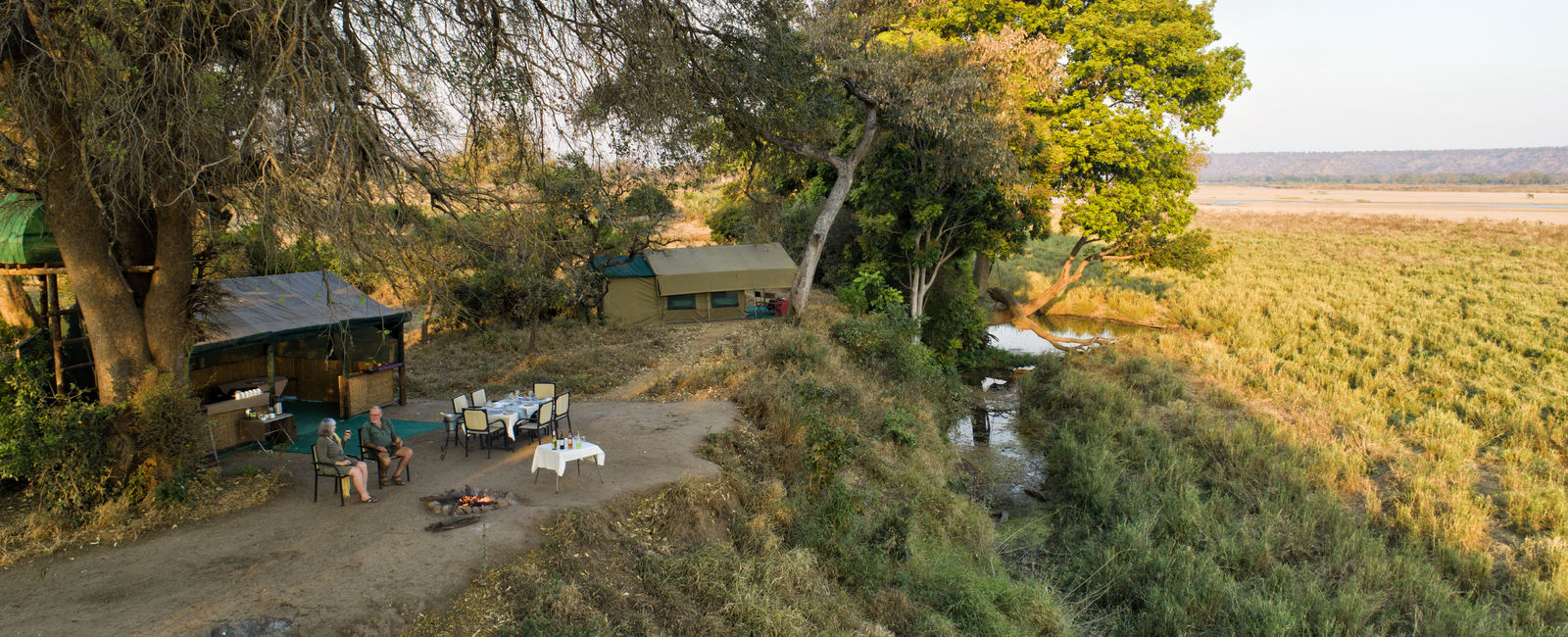 Chilo Gorge Tented Camp