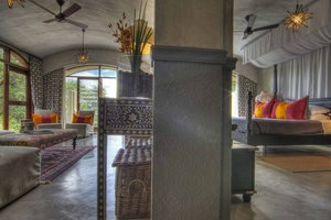 Honeymoon Suite, Chobe Game Lodge