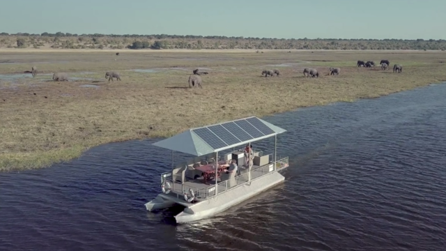 Chobe Game Lodge video